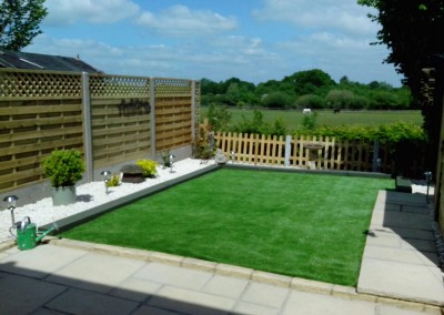 Pilgrims Hatch Garden Design Essex