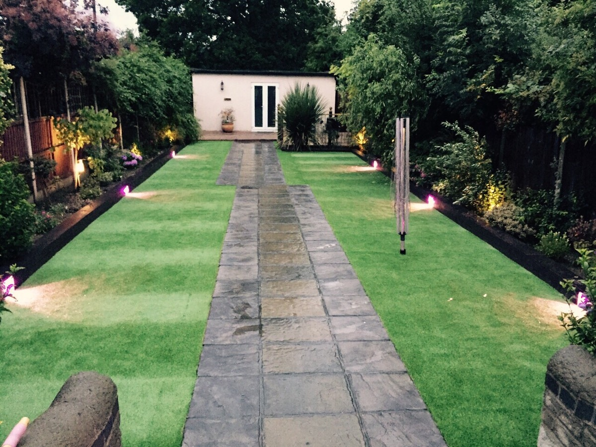 mike griffin garden design designing building fabulous gardens - Garden Design Essex